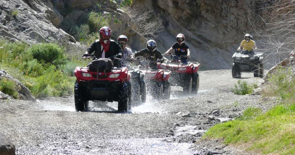 Israel ATV Tours