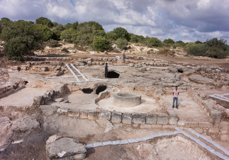 Israel Archeological Digs