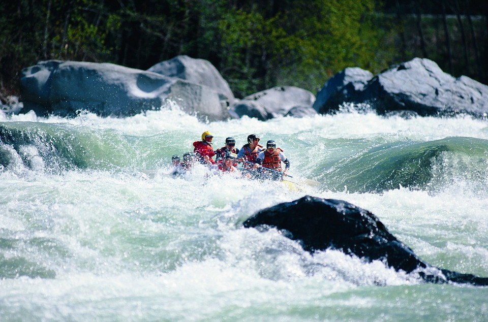 Israel - Rafting_and_Kayaking